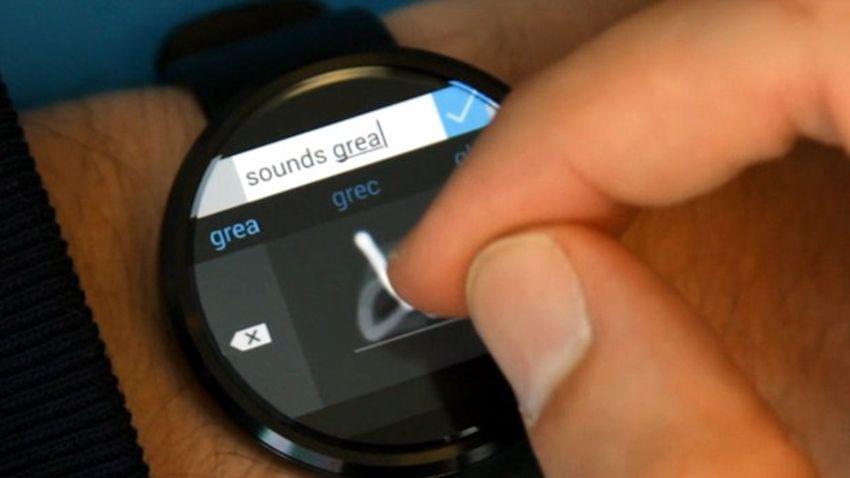 Klawiatura ekranowa dla Android Wear - oczekiwana (r)ewolucja?