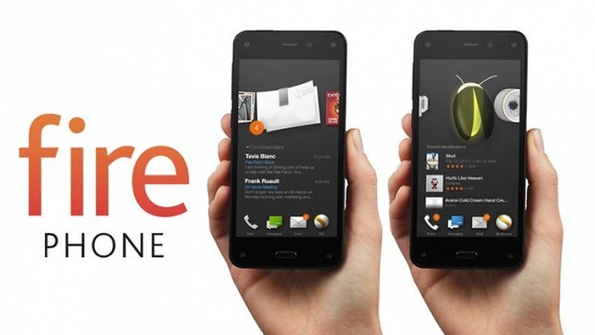 Smartfon Amazona rynkową klapą