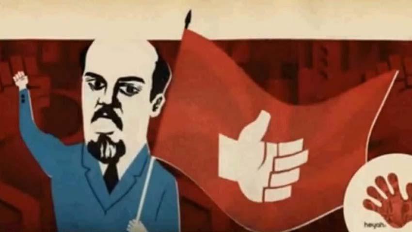 Heyah i Lenin - niefortunna reklama zakończona lawiną skarg