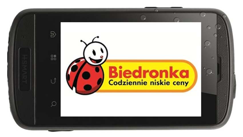 Kolejny niezniszczalny myPhone w ofercie sklepów Biedronka
