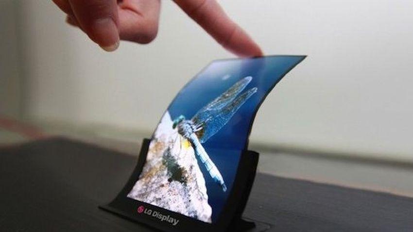 Photo of Składane, plastikowe ekrany przyszłością urządzeń według LG