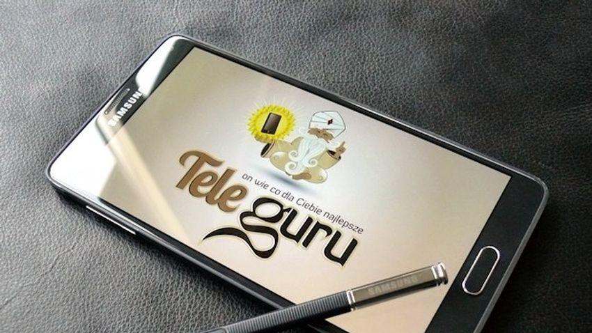 Recenzja Samsung Galaxy Note 4: Król może być tylko jeden