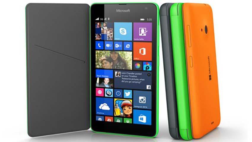 Microsoft Lumia 535 oficjalnie zaprezentowana