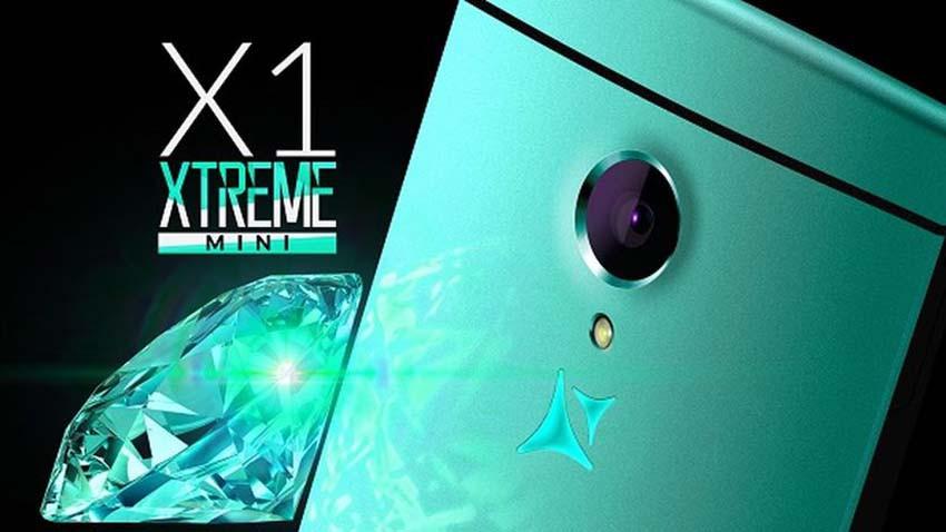 Allview X1 Xtreme mini: Maksymalna wydajność w miniaturowej obudowie