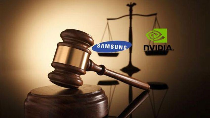Samsung pozywa Nvidie za naruszenia patentów