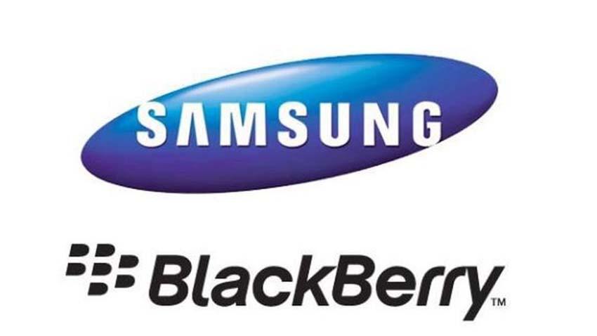 Samsung i BlackBerry nawiązują współpracę partnerską