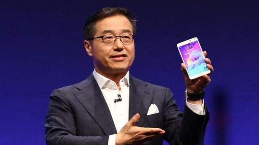 Mniej smartfonów od Samsunga w 2015 roku