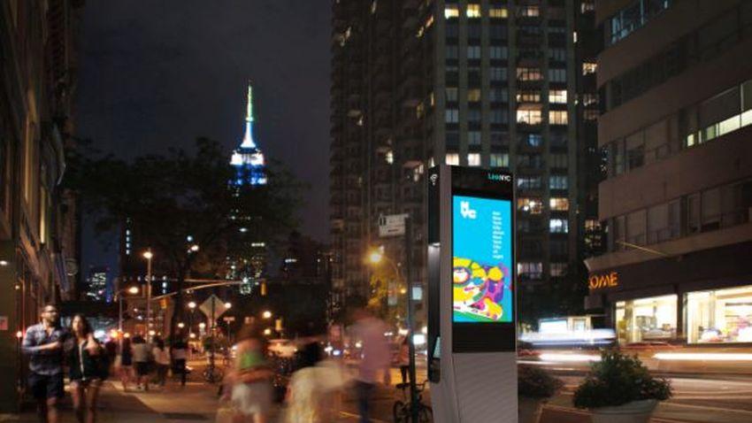 Ulice Nowego Jorku staną się bezprzewodowe w 2015 roku