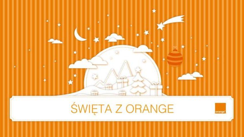 Promocja Orange: Prezenty za doładowania w ofertach na kartę