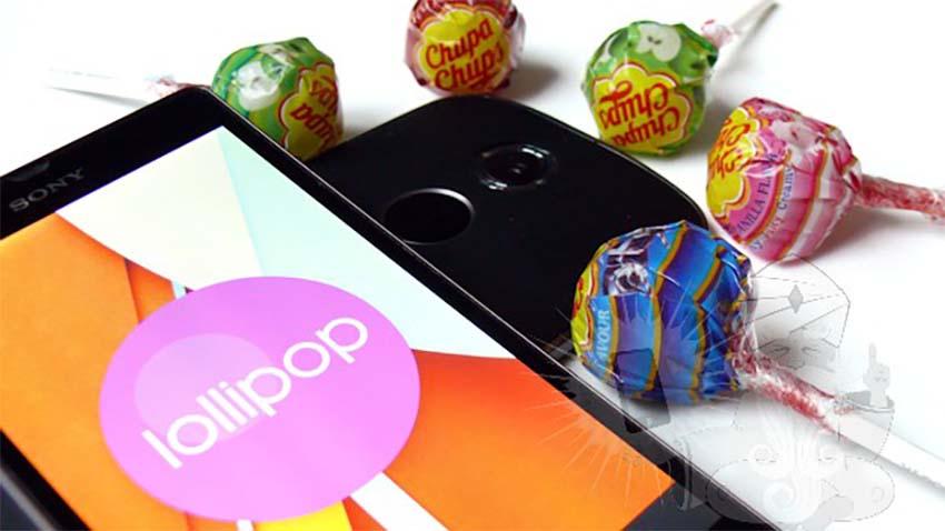 Android 5.0 Lollipop - minimalizm a'la Google