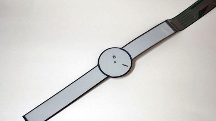 Sony pracuje nad smartwatchem wykonanym w całości z papieru elektronicznego