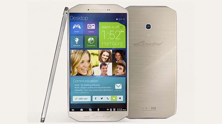 Linshof i8 - ośmiordzeniowy smartfon rodem z Niemiec