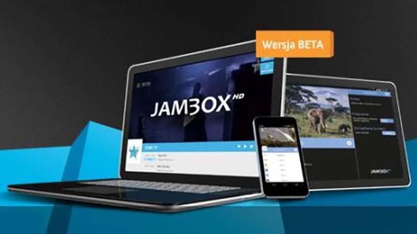 Jambox Online - telewizja w smartfonie i tablecie