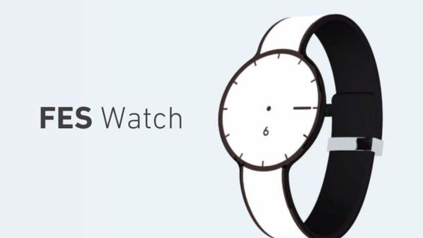 Nowy inteligentny zegarek Sony to FES Watch