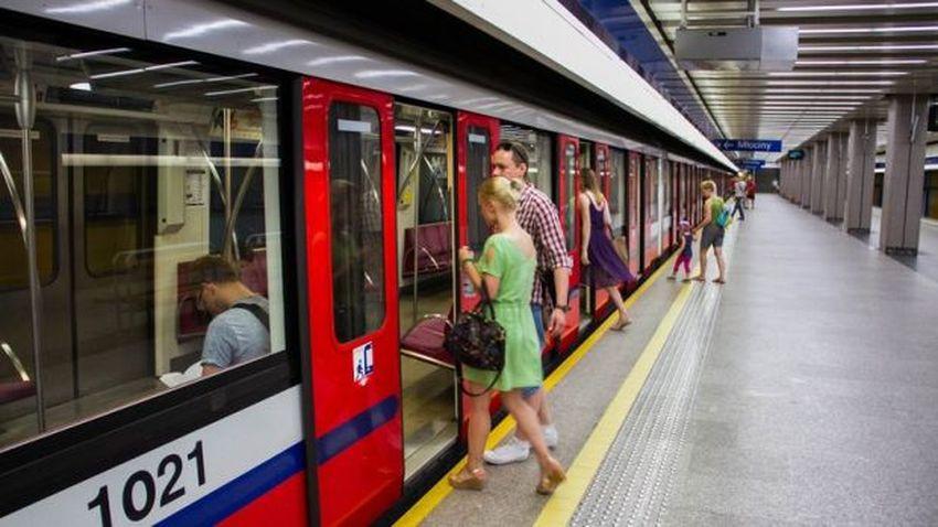 Internet w warszawskim metrze dzięki LTE Orange