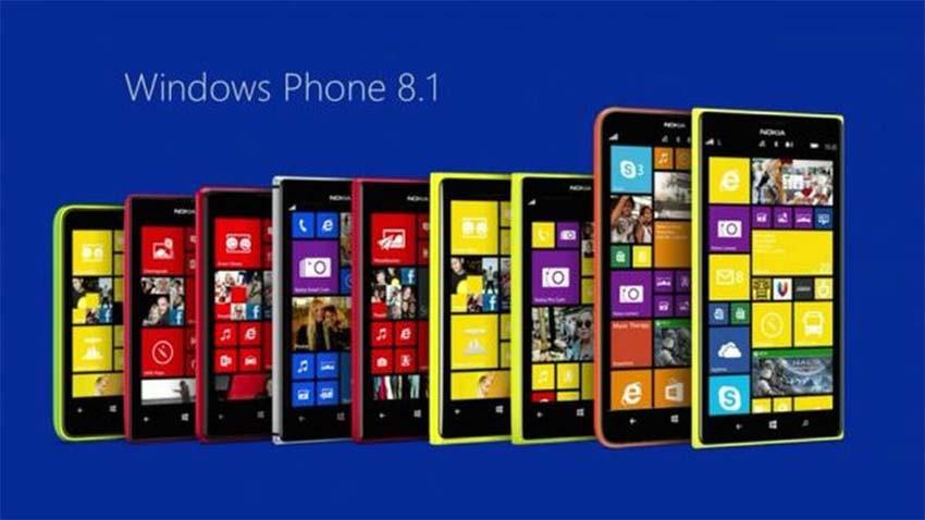 """Windows Phone 8.1 najpopularniejszą odsłoną """"kafelkowego; systemu"""
