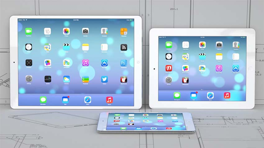 Photo of Apple pracuje nad nowym, znacznie większym iPadem