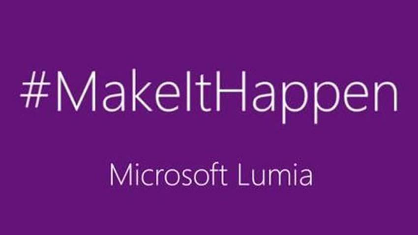 Microsoft Lumia pomaga w realizacji noworocznych postanowień