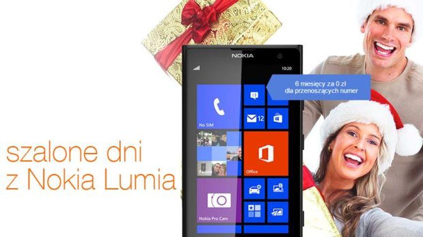Promocja Orange: Szalone dni z Nokia Lumia