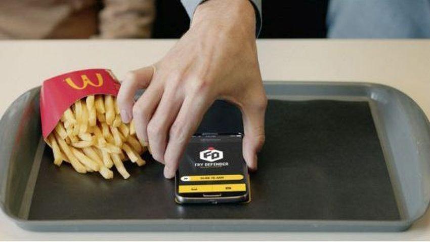 Photo of Aplikacja mobilna McDonald's pozwala udaremnić kradzież frytek