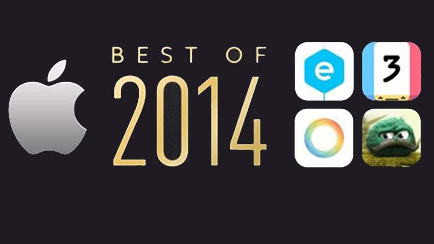 Photo of Najlepsze aplikacje 2014 roku według Apple