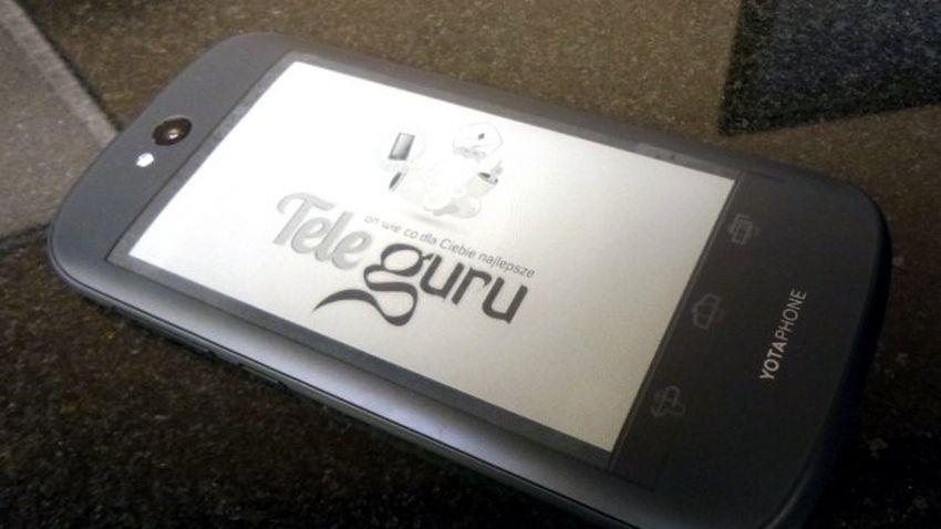 Yotaphone 2 - prawdziwa ewolucja wśród smartfonów