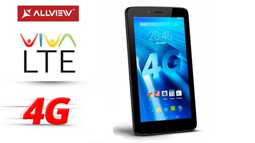 Allview Mobile wprowadza na polski rynek nowe tablety z serii Viva LTE