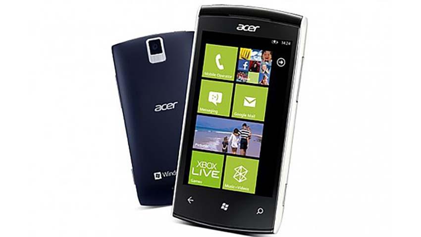 Acer planuje powrót do Windows Phone - nowe smartfony w przyszłym roku