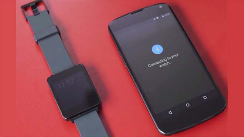 Dane przesyłane pomiędzy smartfonami a inteligentnymi zegarkami narażone na kradzież