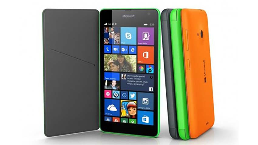 Lumia 435 w planach Microsoftu
