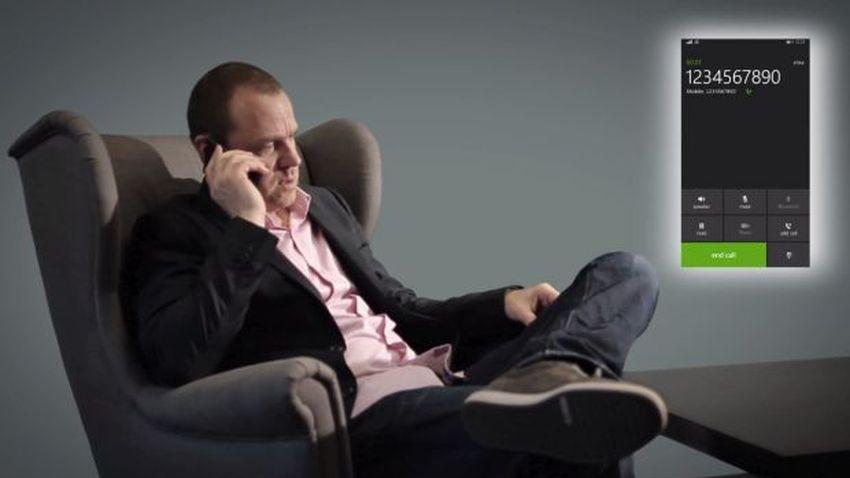 Smartfony Lumia ze wsparciem dla gestów