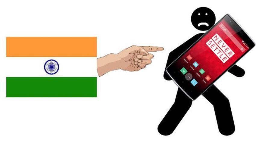 OnePlus zawiesza sprzedaż w Indiach