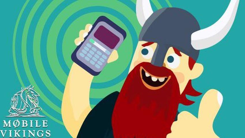 Mobile Vikings wprowadza nowe pakiety transmisji danych