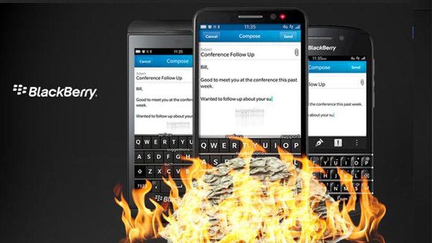 BlackBerry i Boeing tworzą smartfona z zabezpieczeniem w postaci samodestrukcji