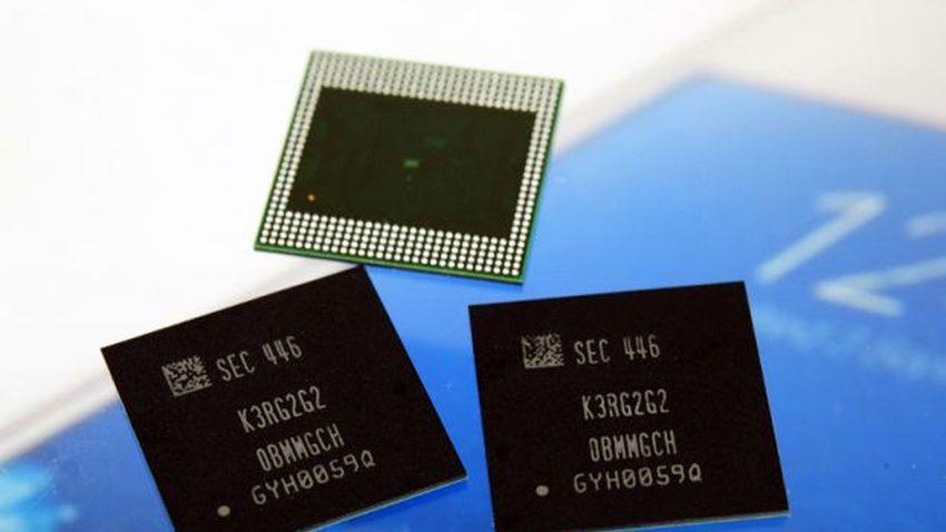 Samsung gotowy na smartfony i tablety z 4 GB RAM