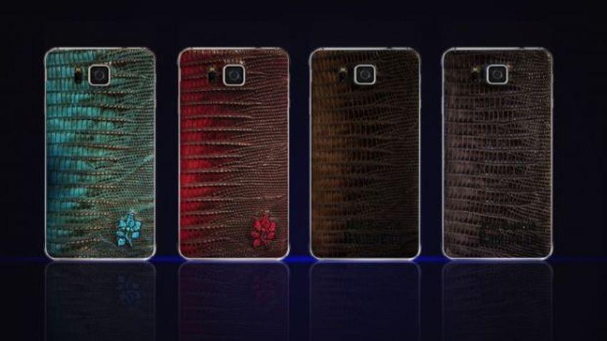 Photo of Samsung Galaxy Alpha w specjalnych wariantach ze skóry