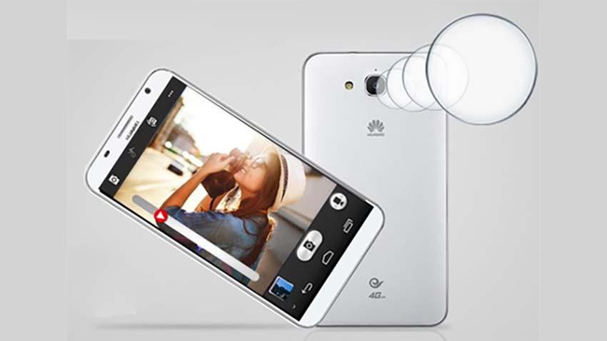 Huawei Ascend GX1 zapowiedziany - zaoferuje ekran zajmujący prawie cały przedni panel