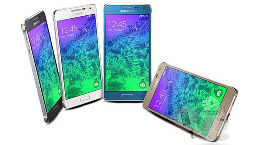 Samsung rezygnuje z Galaxy Alpha. Smartfon niedługo zniknie z rynku.