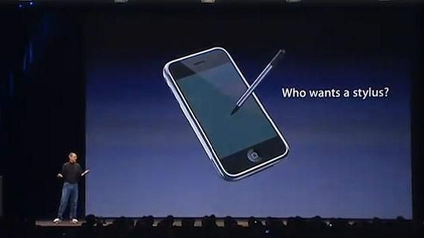 Apple może zaprojektować rysik dla swoich przyszłych produktów