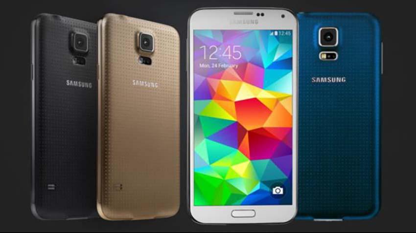 Galaxy S5 liderem w rankingu konsumenckim