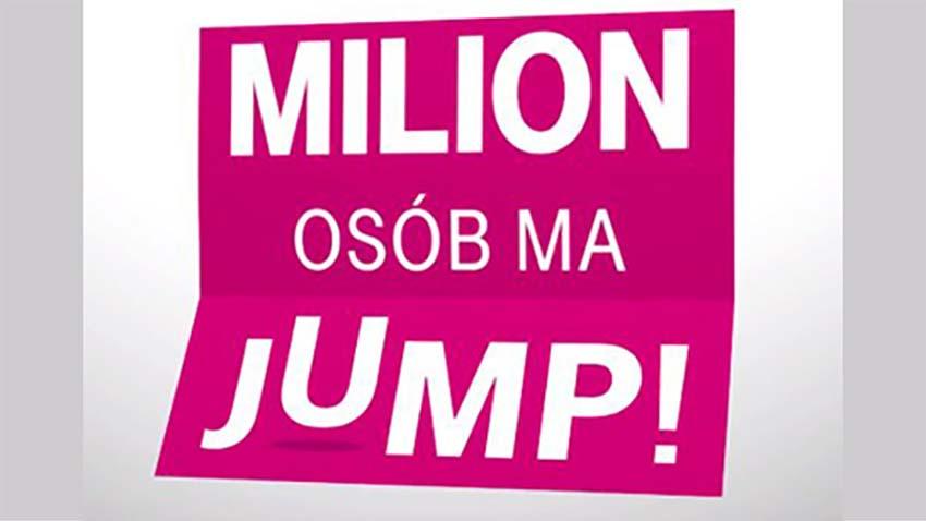 Ponad milion osób korzysta z taryfy Jump! w T-Mobile
