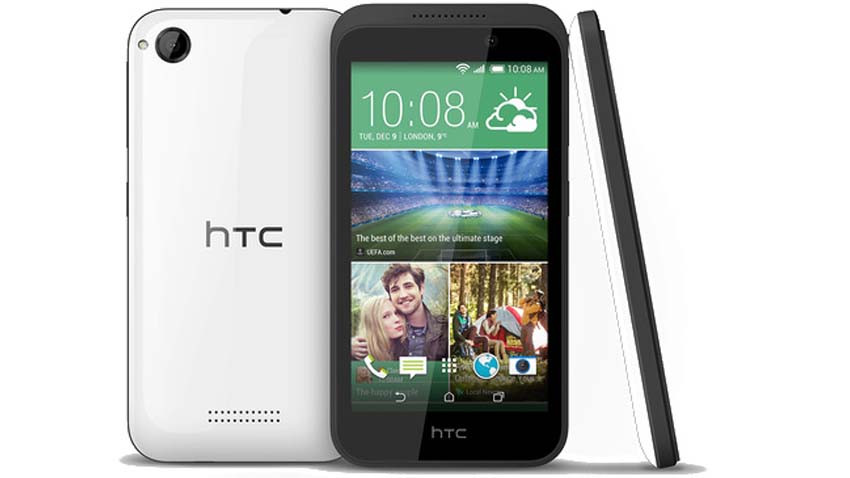 HTC przedstawia Desire 320. Klon modelu 310?