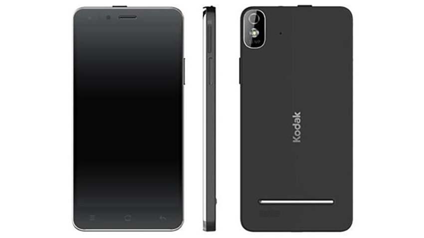 Kodak wchodzi na rynek smartfonów z modelem IM5