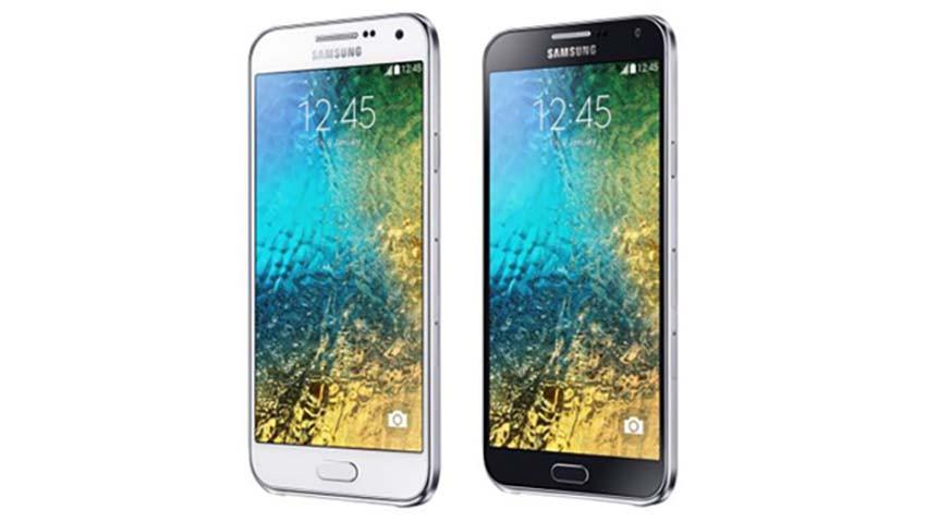 Samsung Galaxy E5 i Galaxy E7 oficjalnie zaprezentowane!