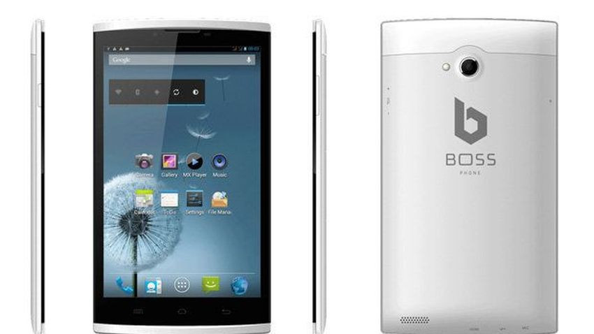 "Boss Phone - ogromny ""smartfon ochroniarz"""
