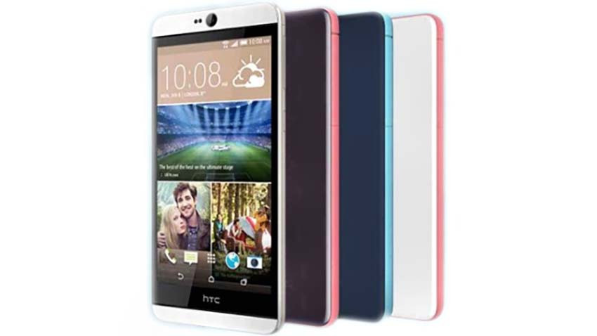 HTC prezentuje Desire 826 - ośmiordzeniowiec o aparycji Desire Eye