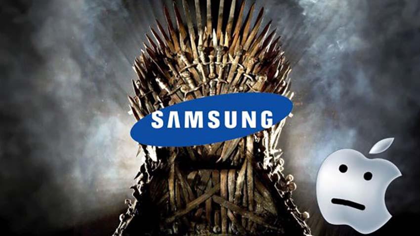 Samsung i Apple na czele polskiego Internetu mobilnego