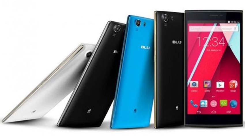 BLU prezentuje nowe smartfony - siedmiu wspaniałych?