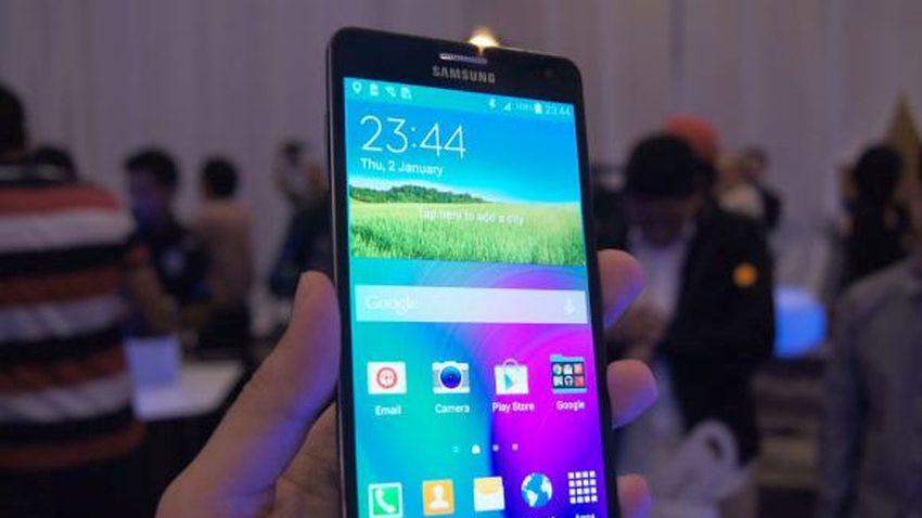 Galaxy A7 najcieńszym smartfonem w historii Samsunga