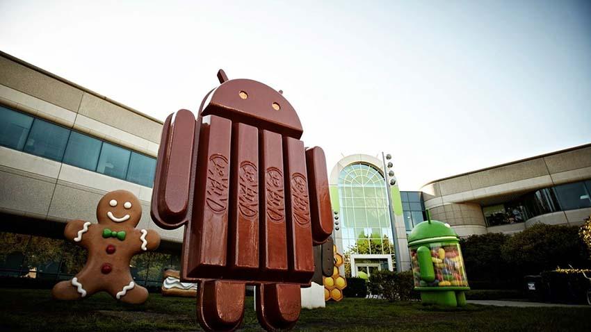 Photo of Android KitKat coraz popularniejszy – Lollipop w tarapatach